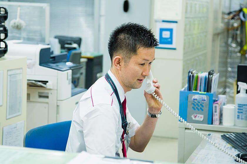 旅客・手荷物業務 / BHS 管理業務イメージ